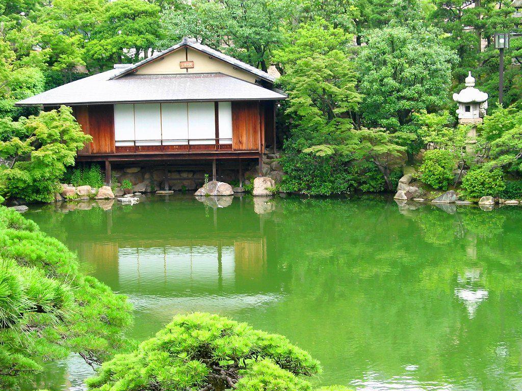 相楽園と日本庭園[壁紙写真集 ... : 日本の川の地図 : 日本