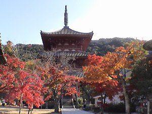 国宝三身山太山寺/神戸市