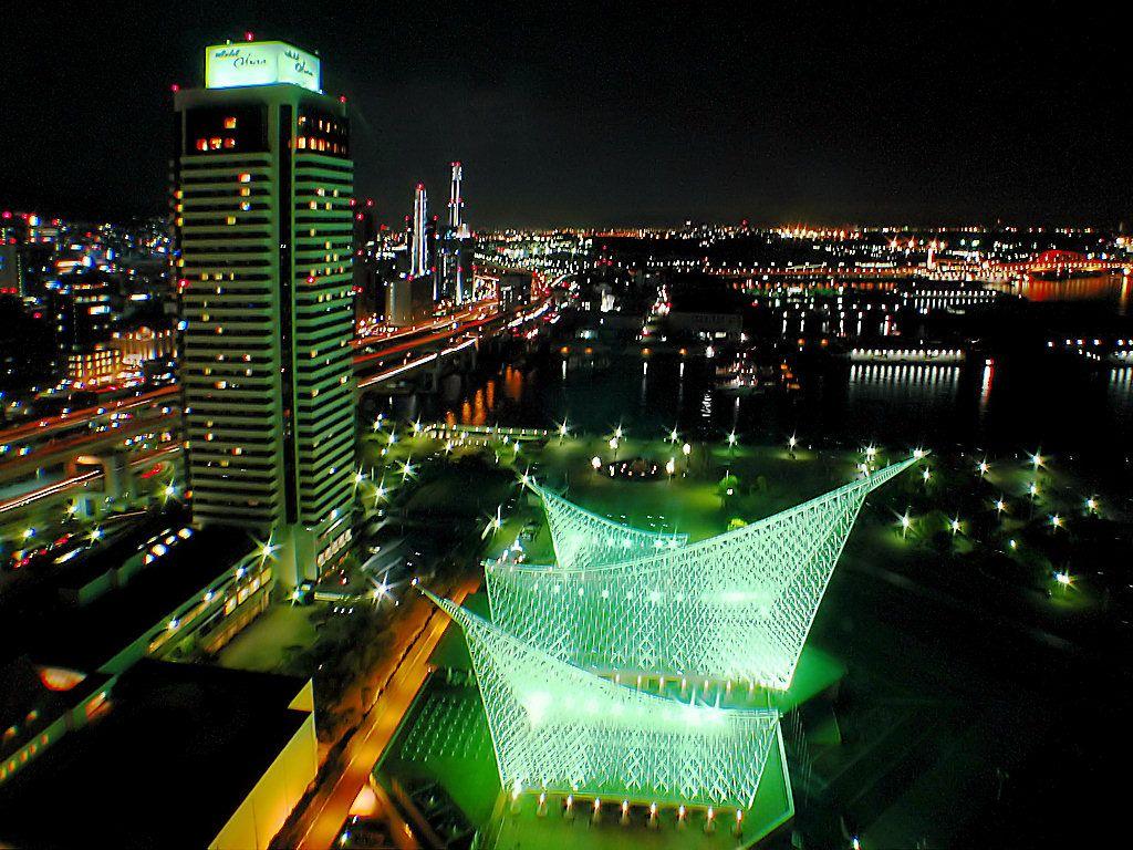 神戸は夜景スポット
