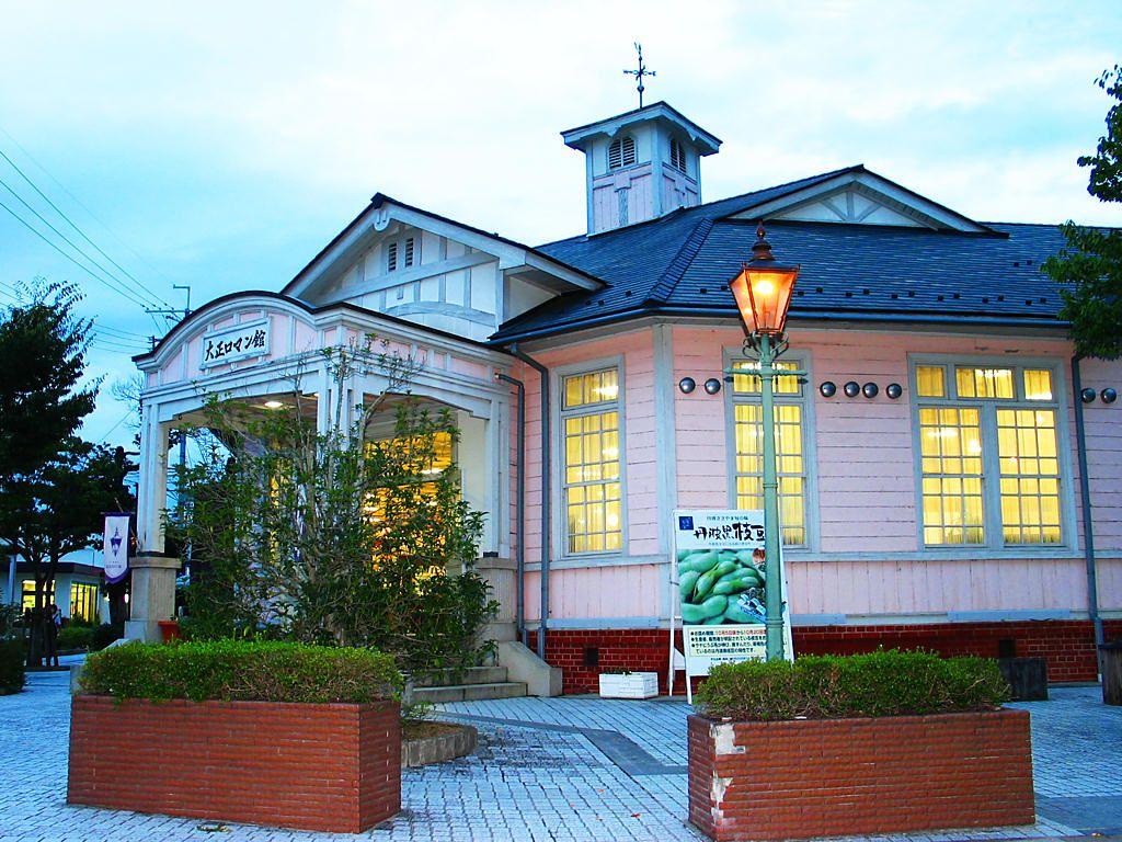 城下町丹波篠山 丹波の小京都の街並み 壁紙写真集 無料写真素材